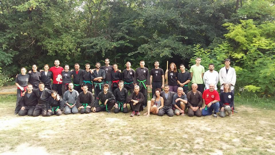 Kamp 2016 – Stražilovo