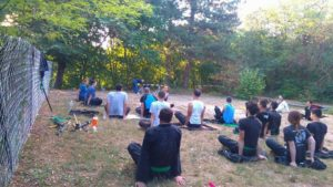 Dodatne aktivnosti, Ninja joga