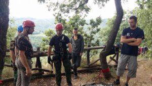 Dodatne aktivnosti, alpinizam Andrevlje