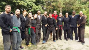 Trening, druženje i prijateljstvo