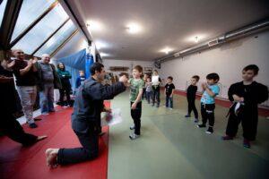 Borilacke vestine Novi Sad -Nindjucu – sve vestine u jednoj – za decu, zene i muskarce