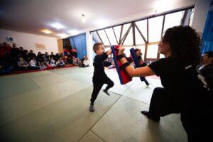 Nindza treninzi za decu, zene i muskarce u Novom Sadu